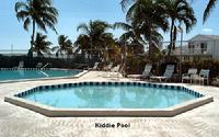 The Kiddie Pool in Venture Out Park on Cudjoe Key in the Florida Keys near Key West